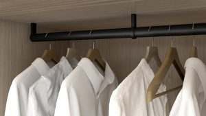 wardrobe rail