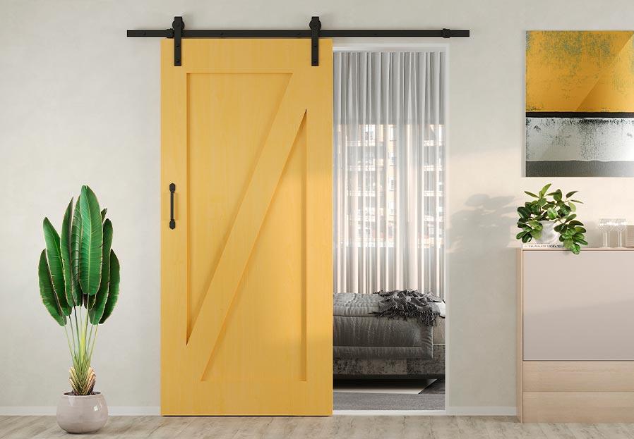 Soft close doors